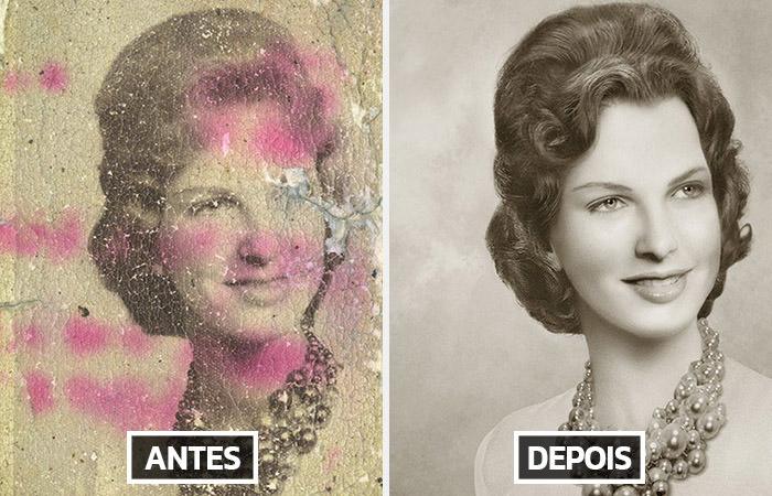 Foto DIGITALIZAÇÃO E RESTAURAÇÃO